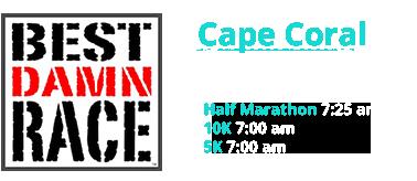 Best Damn Race - Cape Coral